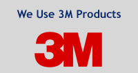We Use 3M Products