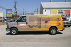 Houston Commercial Vehicle Graphics - Elite Van